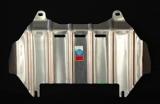 """Защита картера двигателя JAGUAR """"XF"""" бензин 2.0л (задний пр.) (2011-2015), """"XF"""" дизель 3.0л (задний"""