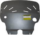 Защита алюминиевая Мотодор 37001 Mini Cooper