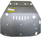 Защита алюминиевая Мотодор 37002 Mini Countryman