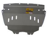 Защита алюминиевая Мотодор 38001 Infiniti FX 45