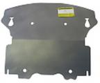 Защита алюминиевая Мотодор 38002 Infiniti G 37