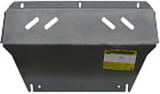 Защита алюминиевая Мотодор 381301 Mitsubishi L 200