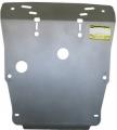 Защита алюминиевая Мотодор 382702 Volkswagen Touareg