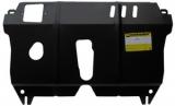 Защита двигателя,кпп,масл. фильтра Toyota Venza V-2,7 (2008-2012) (2 мм, Сталь)