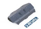 защита радиатора и картера часть 1 Автоброня Toyota Hilux 4WD, V - 2,4; 2,8