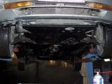 Защита для картера и КПП Honda Acura EL 95–99 1,4;1,6/Civic 95–01 все/Partner 98–01 1,2;1,3;1,6