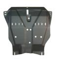 """Защита картера двигателя и КПП NISSAN """"Almera Classic"""" (2006-2012) АКПП 4584"""