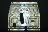 Защита картера и КПП (двигателя и коробки) Chevrolet Cobalt (2013-) алюминий