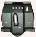 Защита картера и КПП (двигателя и коробки) Chevrolet Cobalt (2013-) композит