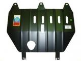 "Защита картера двигателя и КПП Citroen Berlingo, C4 Picasso, PEUGEOT 307 (2001-2008), 308 (2008-), 3008 (2009-), ""Partner Tepee"" ("