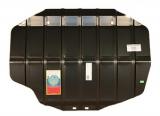 """Защита картера двигателя SUBARU """"Forester"""" (2002-2008) 5910"""