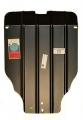 """Защита картера двигателя SUBARU """"Outback"""" (2003-2009), """"Legacy"""" (2003-2009) 5911"""