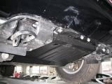 Защита радиатора LC/Lexus 570 200 2007-