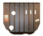 Защита картера двигателя и КПП SUZUKI SX4 (2006-2013) 6030
