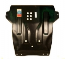 Защита картера двигателя и КПП SUZUKI SX4 (2006-) 6070