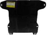 Защита стальная Мотодор 60703 Ford Fusion