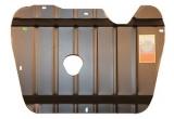 Защита картера двигателя и КПП VOLVO XC90 (2002-) 2.4TDi, XC90 (2002-) 2.5i 6215