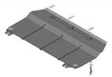 Защита стальная Мотодор 63103 Haval H2
