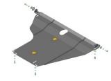 Защита стальная Мотодор 64501 Geely Emgrand EC7