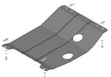 Защита стальная Мотодор 64902 Haima M3