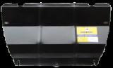 Защита (двигатель) Infiniti FX 35 2003-2008; все объемы, сталь 2 мм, [ вес 6,69кг, щитов: 1