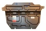 """Защита картера двигателя и КПП TOYOTA """"Avensis"""" (2009-), """"Verso"""" (2009-) 6123"""