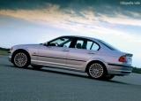 Защита картера BMW 3 1998 -2001 E 46
