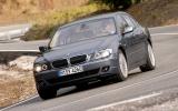 Защита картера BMW 7. 2001 -2008 E 65 ,E66