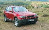 Защита картера BMW X 3 2003 -2010 E83