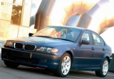 Защита картера BMW 3 2001-2005 E46