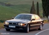 Защита картера BMW 7. 1994-2001 E38