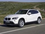 Защита картера BMW X1. 2012- E84