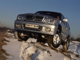 Защита картера Great Wall SUV 2.2 2004-
