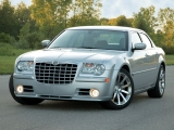 Защита картера 300 C 2004 - 5.7,6.1 4WD