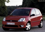 Защита картера Fiesta 2001 - 2008 JH,ZT