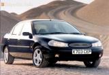 Защита картера Mondeo II 1994 - 2001