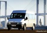 Защита картера Transit задний 2001 -2006 2,0 TD; 2,4 TD