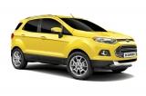 Защита картера EcoSport 2014- 1.6,2.0 /4WD