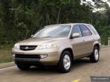 Защита картера Acura MDX 2001-2004