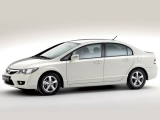 Защита картера Civic седан 2006 -2010 FD