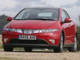 Защита картера Civic хэтчбек Type-R 2006 -2012 FK