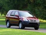 Защита картера CR-V II 2002 - 2006 RD