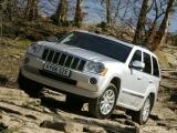 Защита картера Grand Cherokee III 2004 -2010 WH