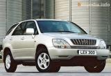 Защита картера RX300 1997 -2003 3