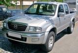 Защита картера B 2500 1998 - 2005 -