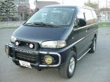 Защита картера Delica 1993-2006