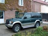Защита картера Pajero 2 1990-2000 V2.V4