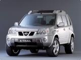 Защита картера X-Trail 2001 -2007 T30