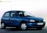 Защита картера Corsa B. /Vita. /Tigra 1993 - 2000 B