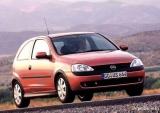 Защита картера Corsa C
